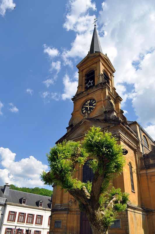 Kirche in Bouillon