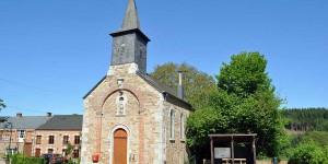 Kirche in Werpin