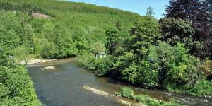 Der Fluss Amblève