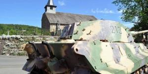 Panzer der Ardennenschlacht