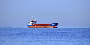 Frachtschiff Norderau