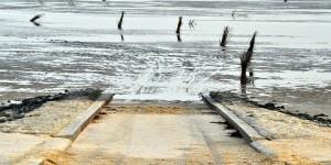 Zugang zum Wattenmeer