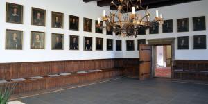Ratssaal im Osnabrücker Rathaus