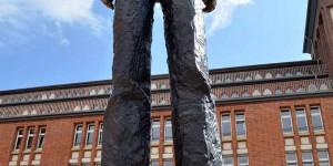 Skulptur in Hamburg