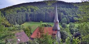Kirche in Sieber