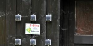 Steckdosen für E-Bikes