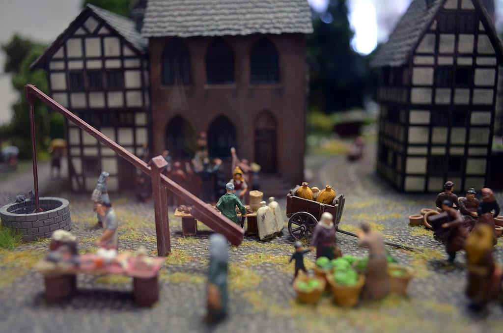 Historische Szenen