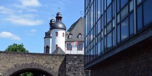 Kontraste in Koblenz