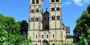 Sankt Kastorkirche in Koblenz