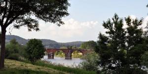 Alte Römerbrücke bei Trier