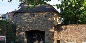 Stadtmauer von Trier