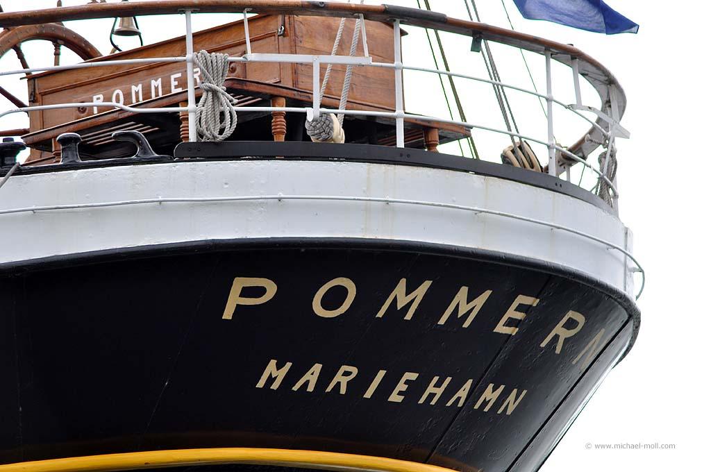 Museumsschiff Pommern