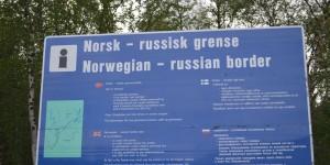 Dreiländereck Norwegen-Finnland-Schweden