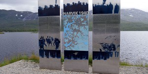 Erinnerungen an die Schlacht von Narvik