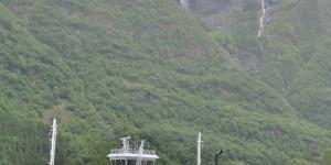 Fähre im Sognefjord