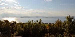 Blick über den Vätternsee