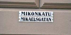 Michaelstraße in Helsinki