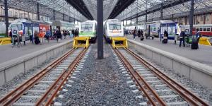 Bahnhof von Helsinki