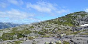 Wanderung über den Kjerag