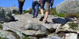 Wanderer in Norwegen