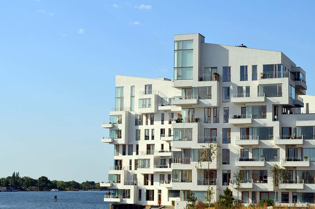 Elegant Moderne Architektur In Kopenhagen