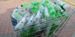 Pfandflaschen nach der Reise