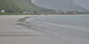 Strand auf den Lofoten