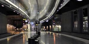 U-Bahn in Malmö