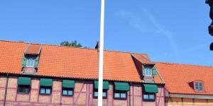 Flagge von Skåne