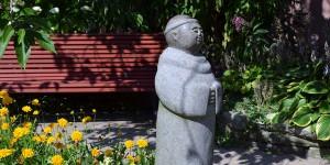 Mönch in Ystad