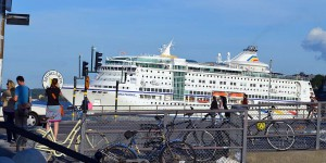 Kreuzfahrtschiff Birka Paradise