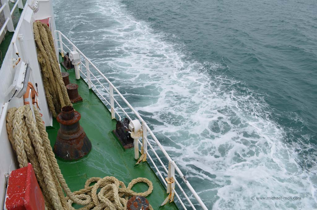 Schiff in Norwegen