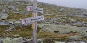 Wanderweg zur Trolltunga