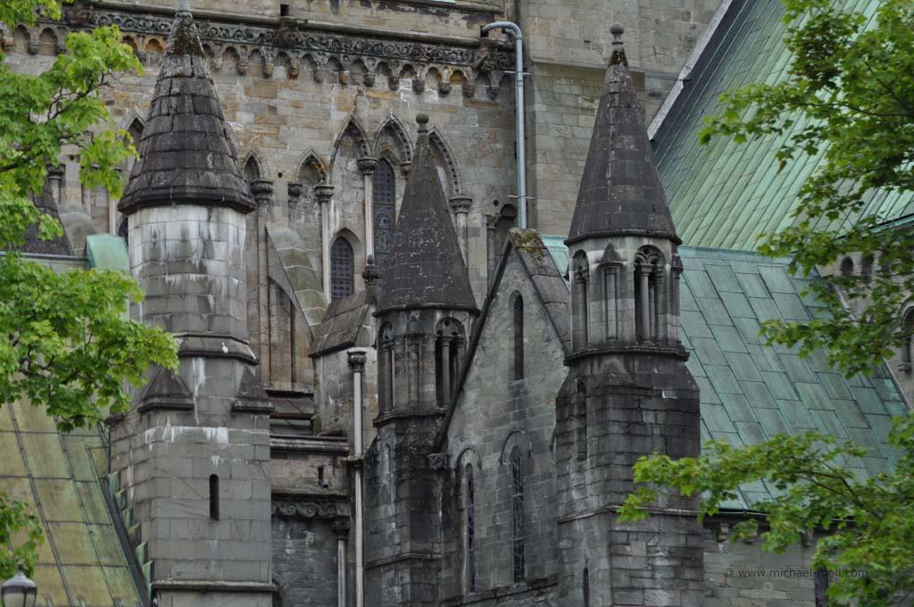 Kirche in Trondheim