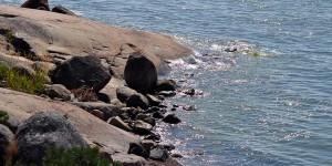 Finnische Schärenküste