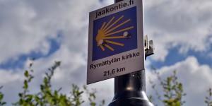 Jakobsweg in Finnland