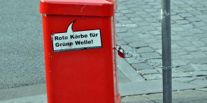 Hamburgs Mülltonnen