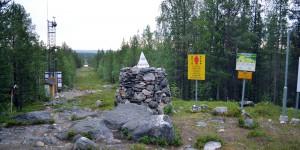 Russland-Finnland-Nowegen