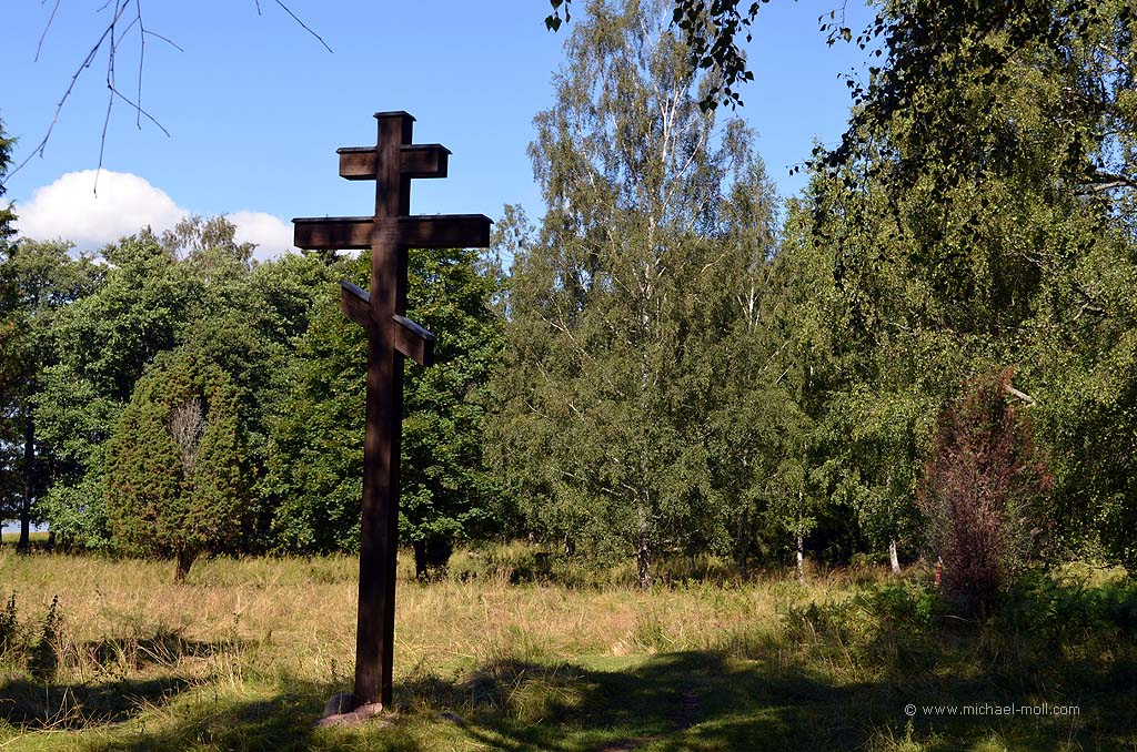 Orthodoxes Kreuz
