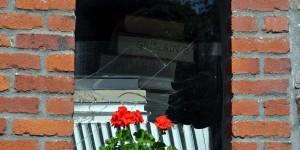 Bücher auf der Fensterbank