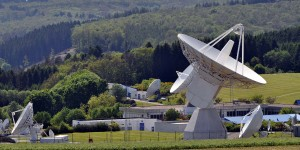 Raumfahrtbehörde ESA bei Redu