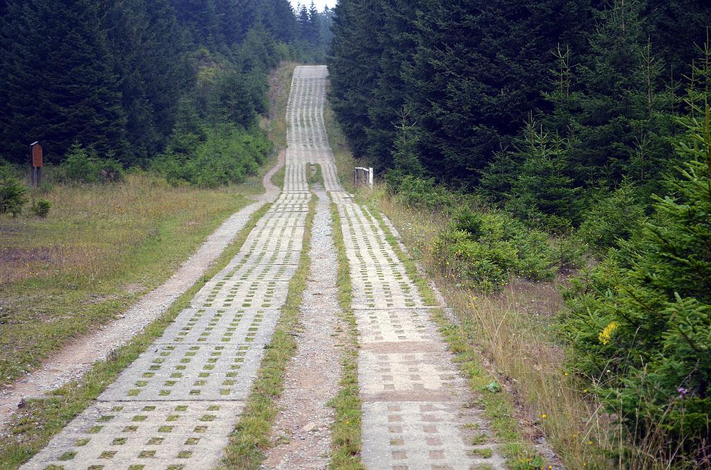 Ehemalige deutsche Grenze