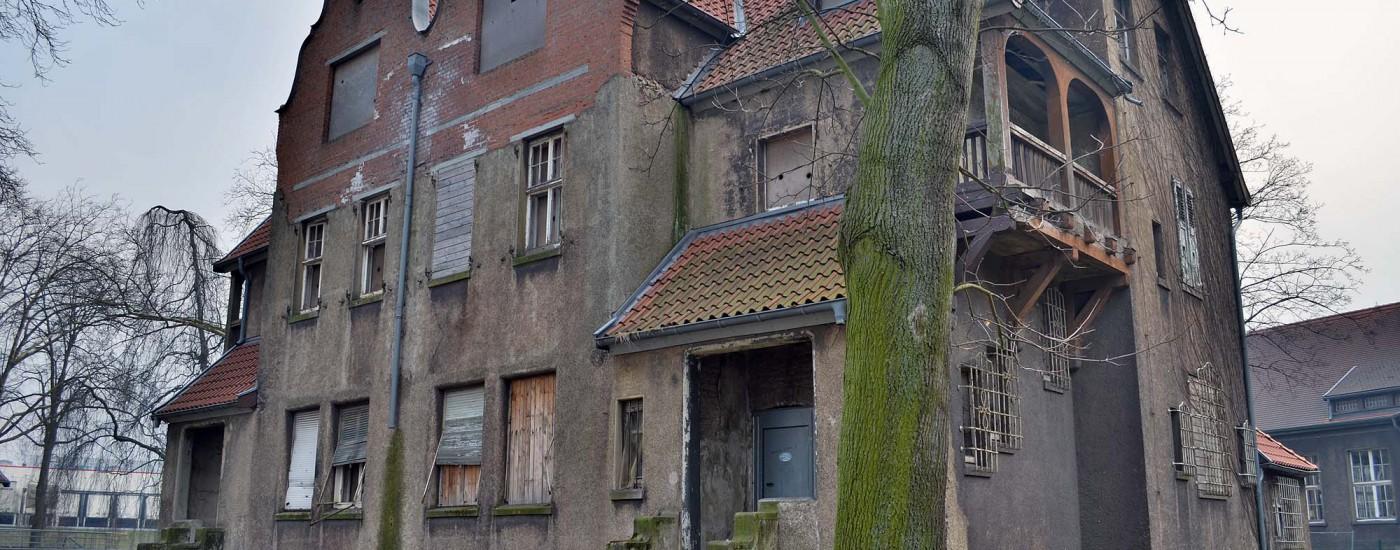 Die Geisterhäuser von Duisburg Rheinhausen