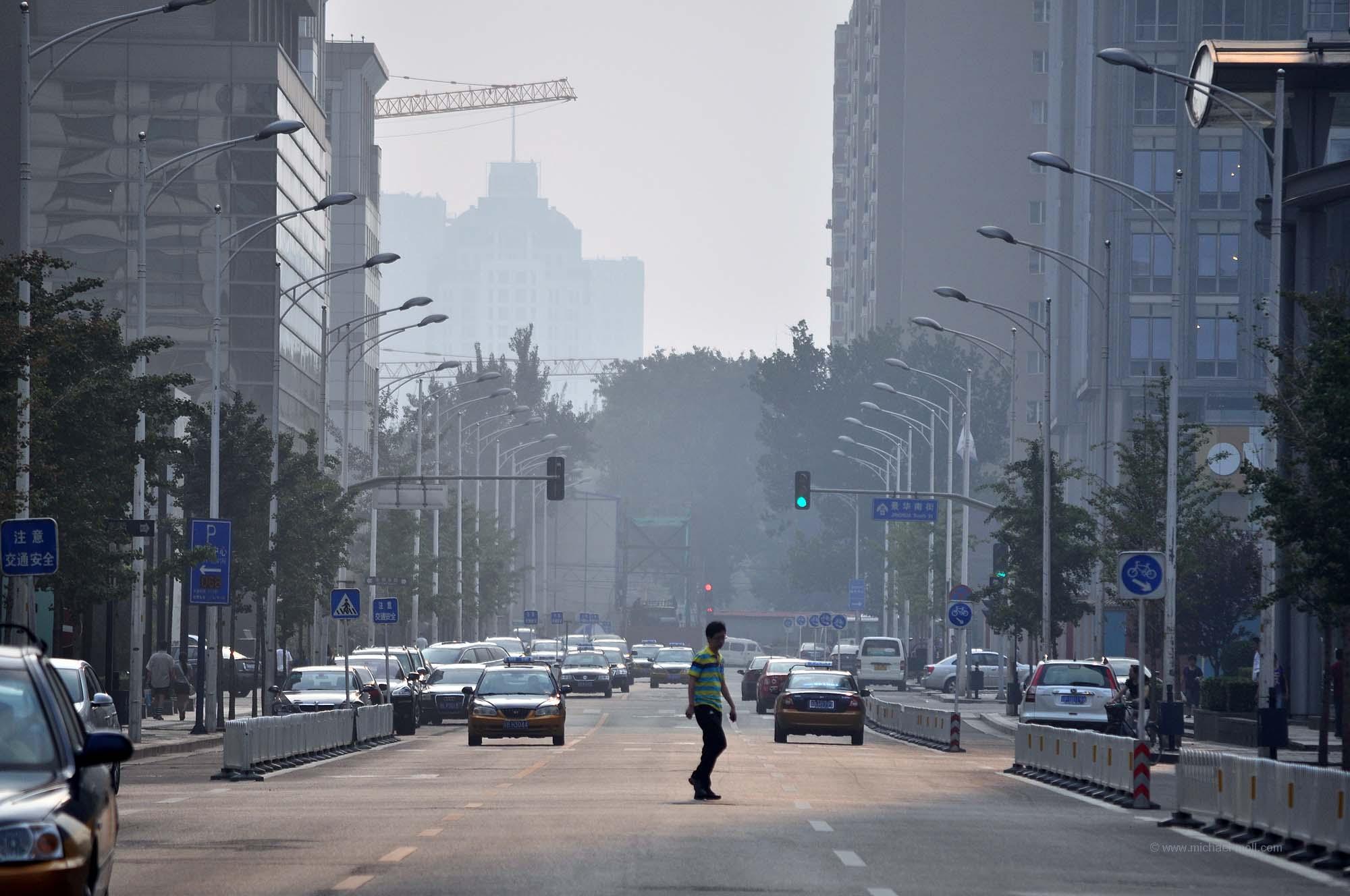 Modernes Peking
