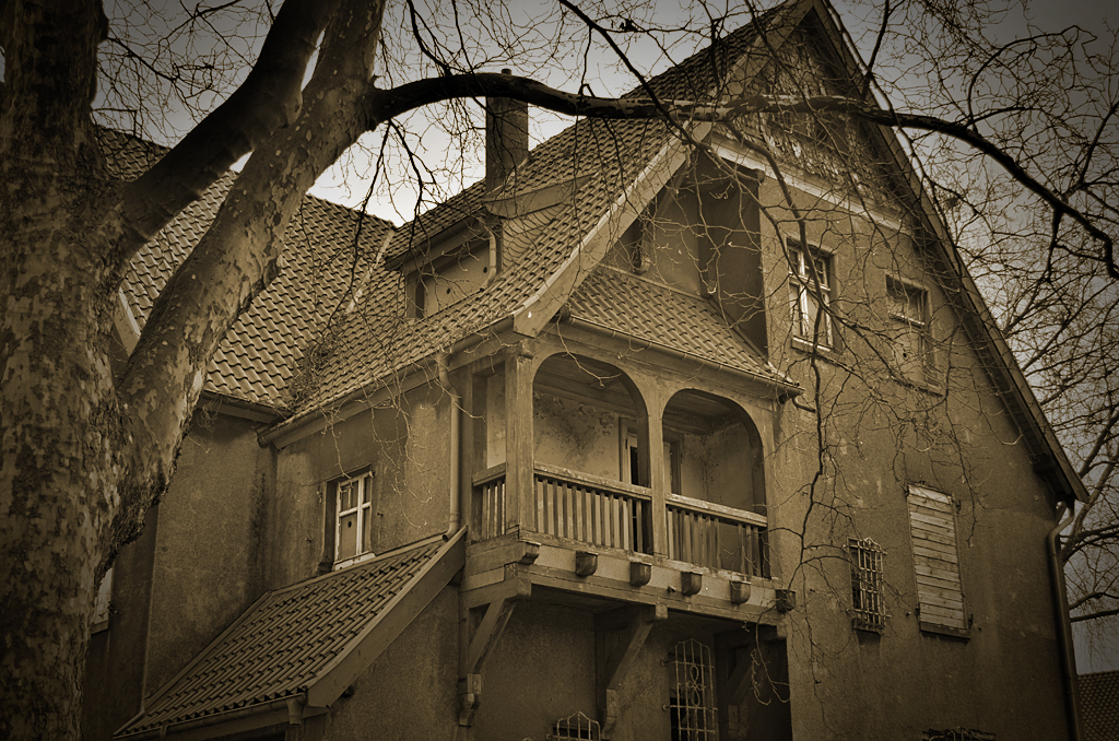 Geisterhaus Deutschland