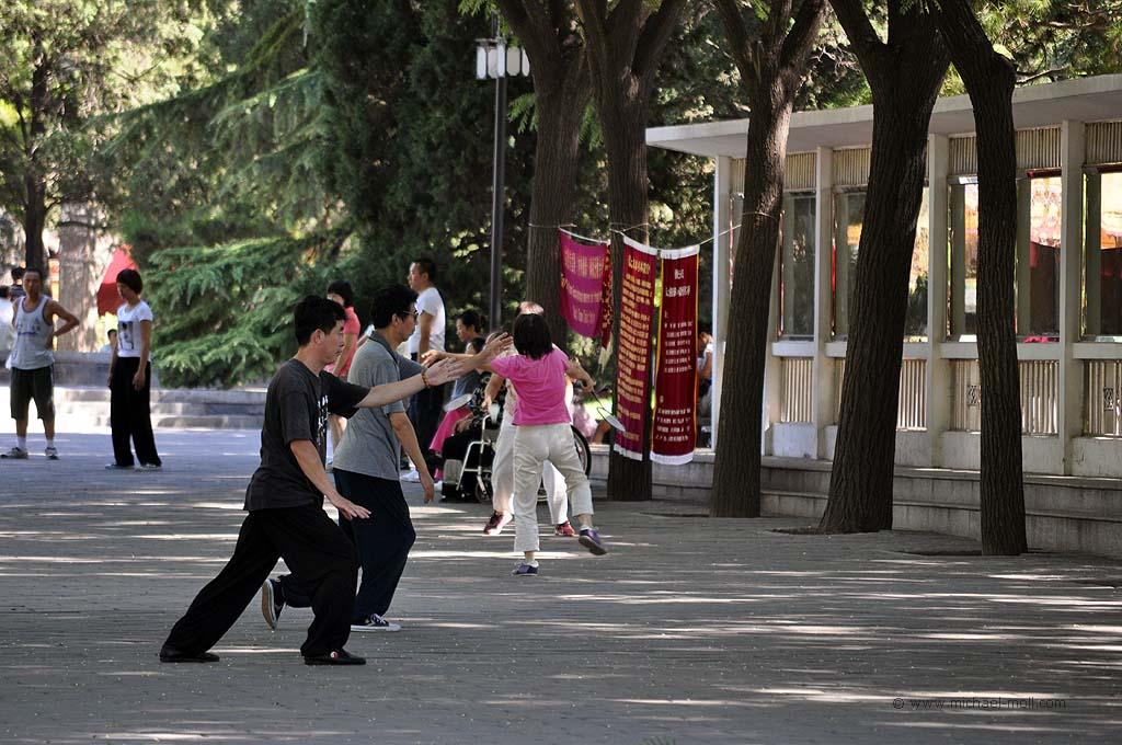 Sport im Ritan-Park