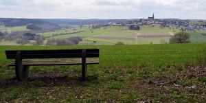 Ausblick auf Kallenhardt