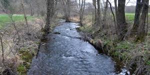 Der Fluss Glenne