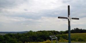 Gipfelkreuz im Ruhrgebiet
