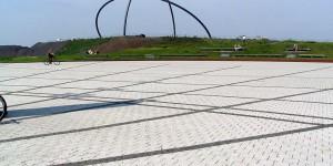 Horizontobservatorium auf der Halde Hoheward